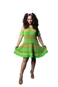 Slime Time Live Dress