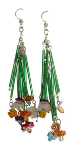 Ofrenda de Flores Earrings
