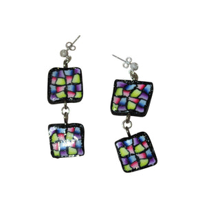 Windows 97 Drop Earrings