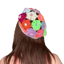 Load image into Gallery viewer, Floral Bouquet Beret