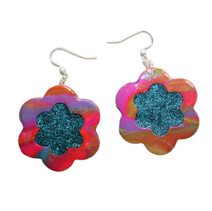 Limited Who? Flower Earrings