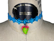 Load image into Gallery viewer, Strawberry Chokers (4 colors available)