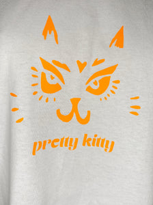 Pretty Kitty One-of-One Long Tee