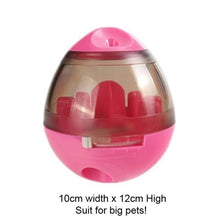 Load image into Gallery viewer, Interactive Cat Toy IQ Treat Ball Smarter Pet Toys Food Ball Food Dispenser For Cats Playing Training Balls Pet Supplies