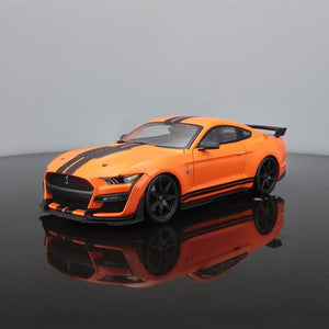 Maisto 1:18 2020 New Ford Shelby GT500 Alloy Car Model Collection