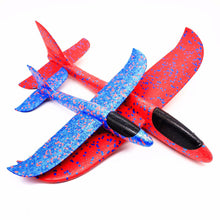 Load image into Gallery viewer, Gliding Airplane Kids Hand Throwing Airplane Outdoor Toys Glider Airplane Kids Gift Toys Interesting Toys Glider Model Toys