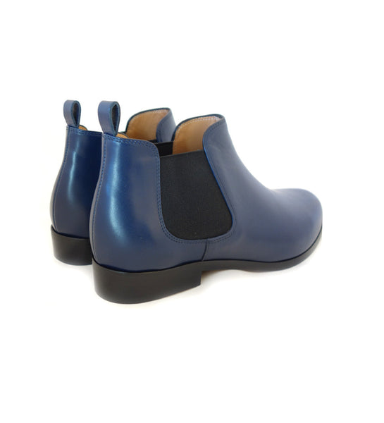 Louis Boot - Navy