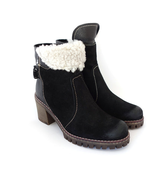 Cervia Boot -Black