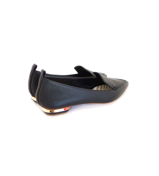 18mm Beya Loafer - Black
