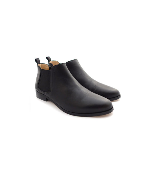 Louis Boot - Black