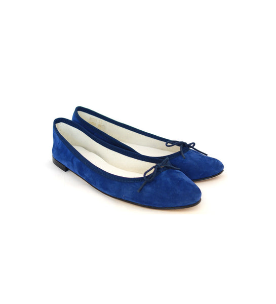 Cendrillon - Navy Suede