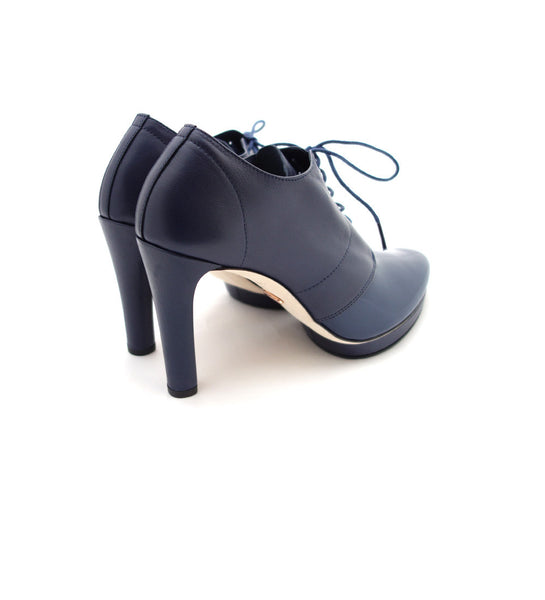 Come Derby Boot - Navy