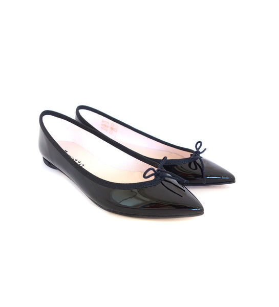 Bridgitte - Patent black