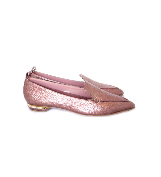 18mm Beya Loafer - Dusty Pink