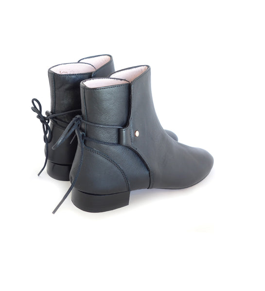 Gontrand boot nappa - Black