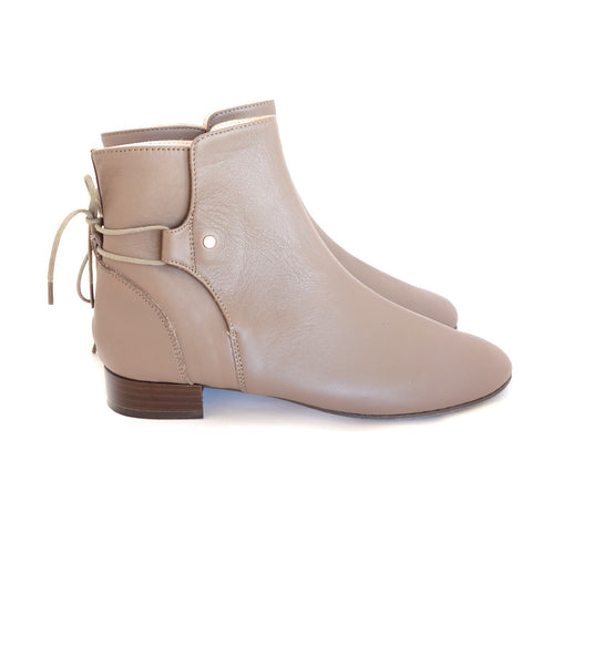 Gontrand boot nappa - Taupe