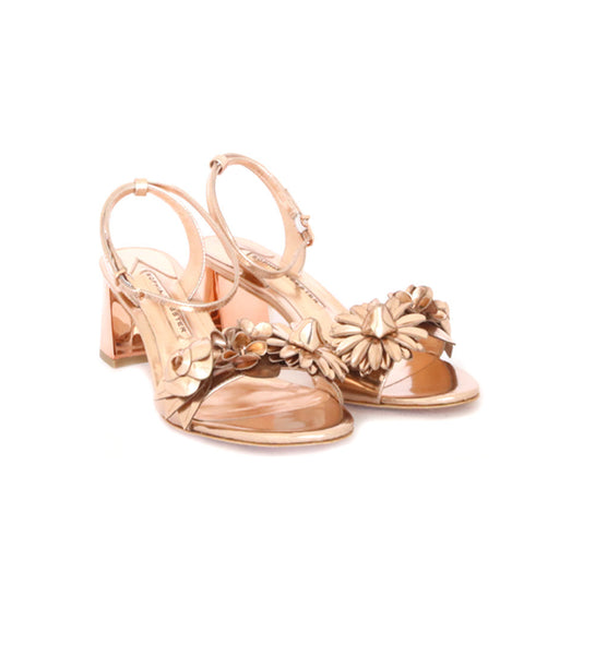Lilico Mid Sandal 55mm - Gold