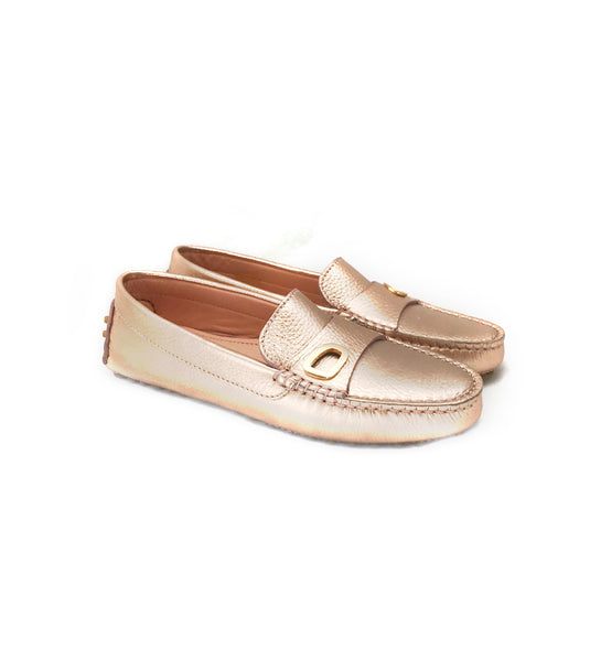 Lofty Loafer, Rose Gold