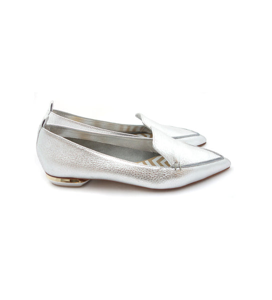 Beya Loafer - Silver