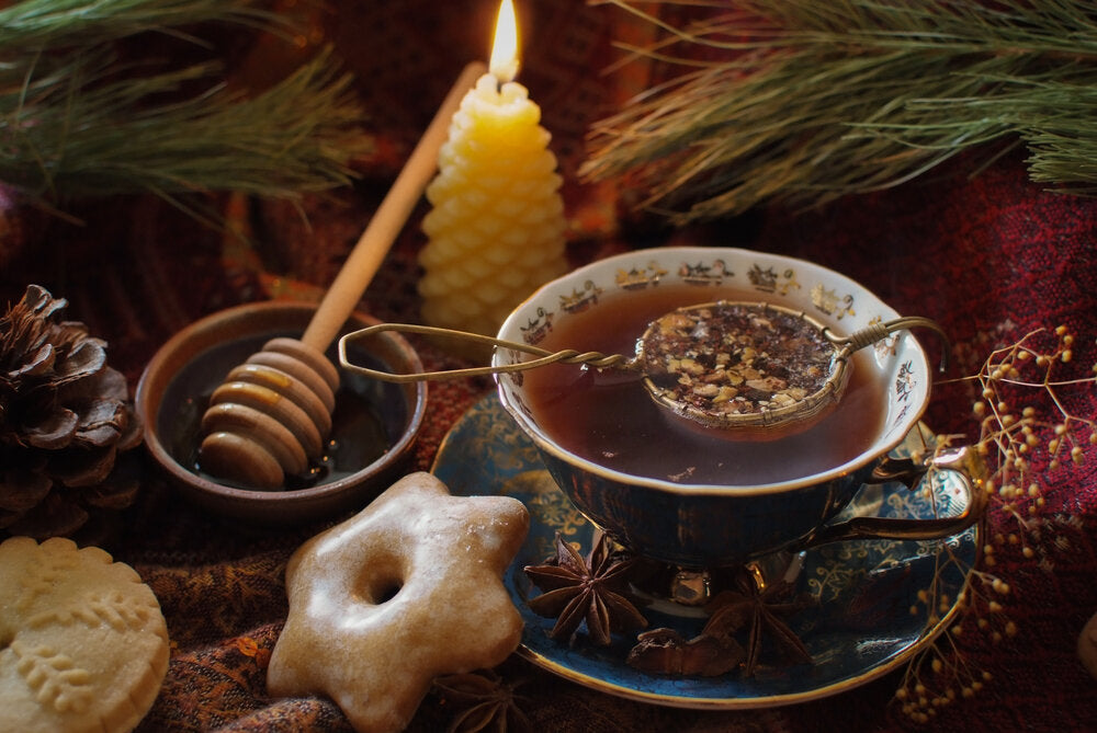 Load image into Gallery viewer, Hexenhaus Spiced Herbal Tisane