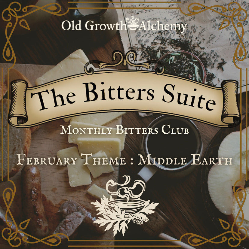 The Bitters Suite : February *Pre-Order Ended*