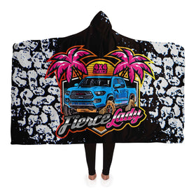 Fierce Lady 4X4 Owner - Pink Palms