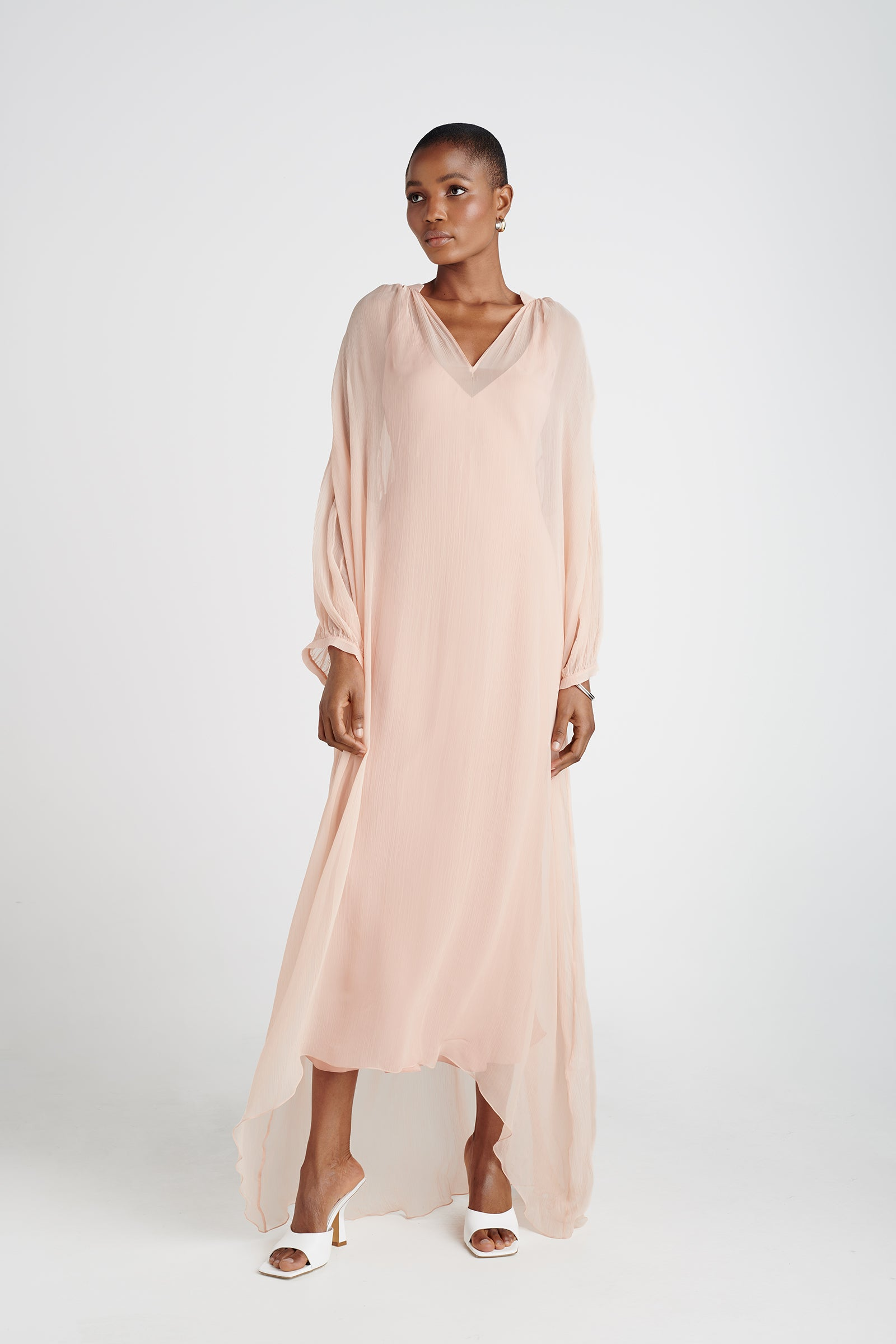Sahara Shirt Dress
