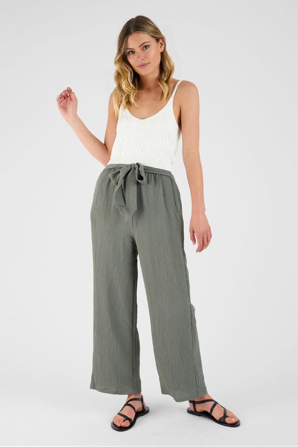Bella Tie Up Pants