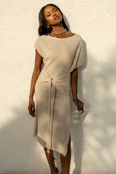 Moxie Knit Dress