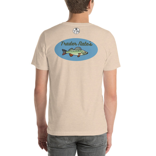 Fishing - Blue Design