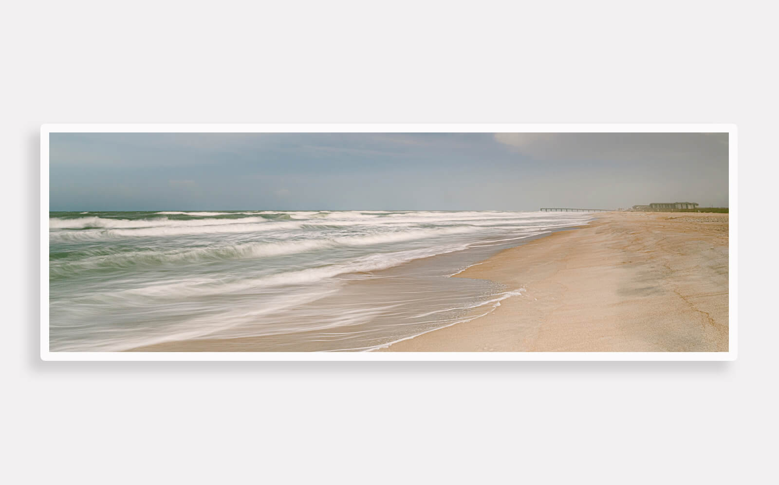 Crashing Waves Pano - Care Studio Prints
