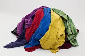 Wiping T-shirt Color