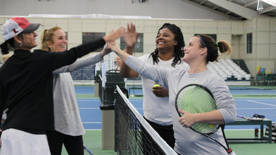 TopNotch Tennis and Rally78 Partner To Connect Players in Northern Virginia
