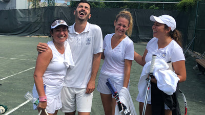 Cobb County Community Tennis Association and Rally78 Team Up to Grow the Game