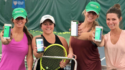 Mobile App Rally78 Pairs Tennis and Tech to Make Playing Easier