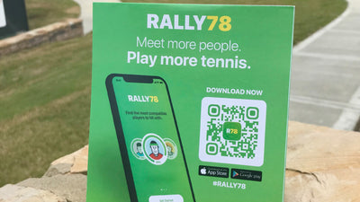 Rally78 is a 100% Match With Tennis Mecca Atlanta