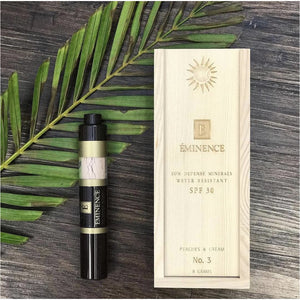 Eminence Organics Sun Defense Minerals No. 3 - Peaches & Cream
