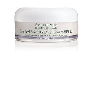 Eminence Organics Tropical Vanilla Day Cream SPF 40