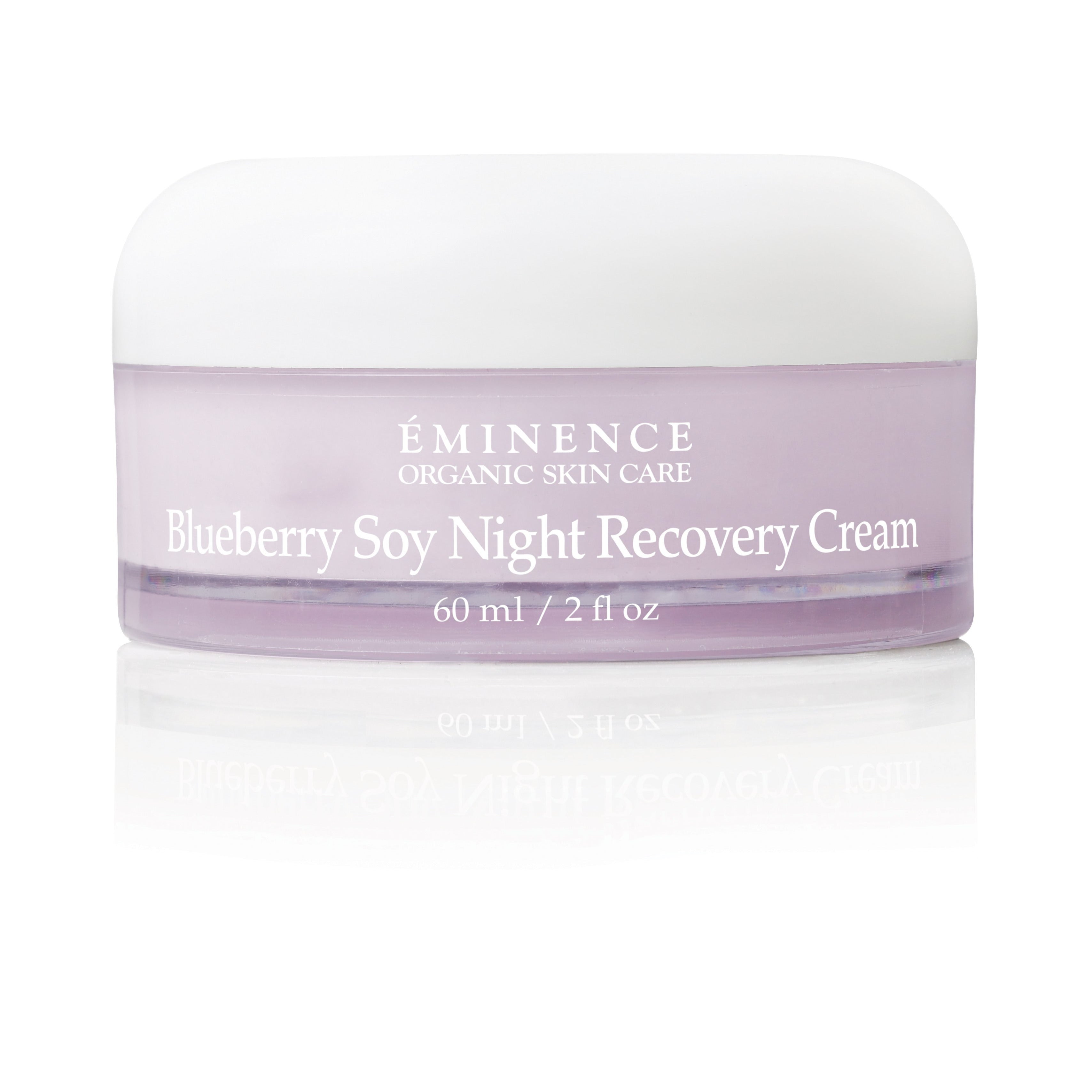 Eminence Organics Blueberry Soy Night Recovery Cream