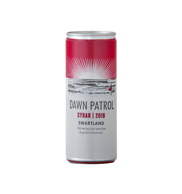 Dawn Patrol Syrah<br/>(24 x 250ML cans)