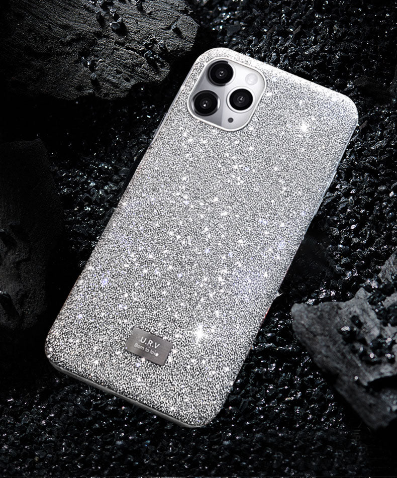 Bling Glitter Shining Flash case Hard Back cover For iPhone