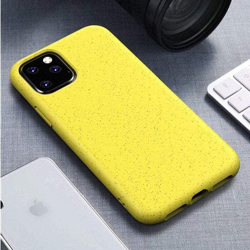 Antibacterial and Biodegradable phone case