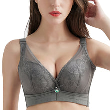 Load image into Gallery viewer, Push Up Bra for Women Padded Plus Size Underwire Bras