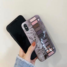 Load image into Gallery viewer, Makeup Eyeshadow Palette Phone Case