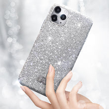 Load image into Gallery viewer, Bling Glitter Shining Flash case Hard Back cover For iPhone
