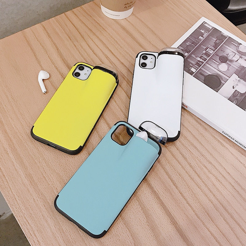 Airpods Phone Case For iPhone
