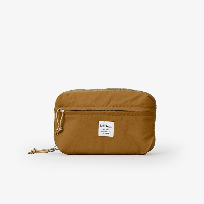 DOLCE Multipurpose Pouch (Toffee)