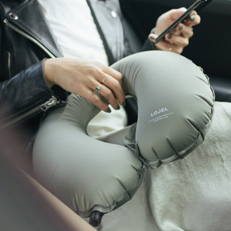Air Pillow (Warm Gray)