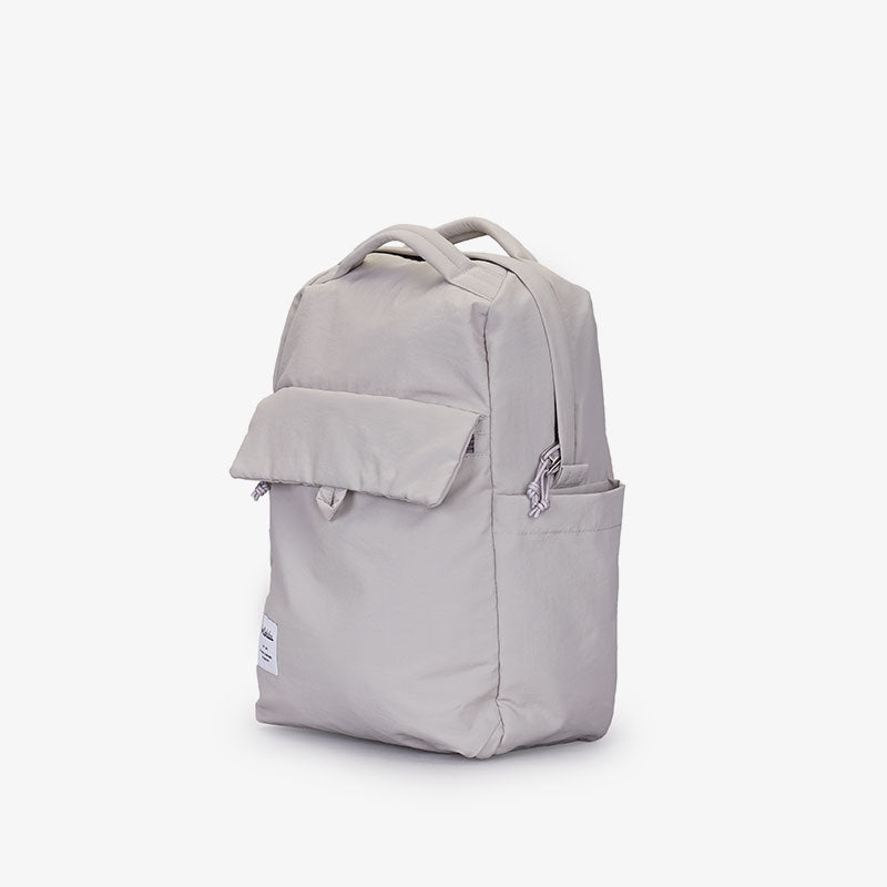 MINI CARTER All Day Backpack (Ash Gray)
