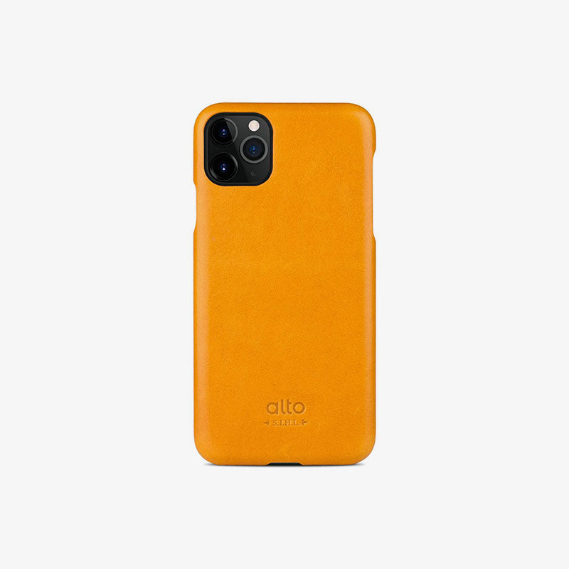 iPhone 11 Pro Leather Case Original (Caramel)